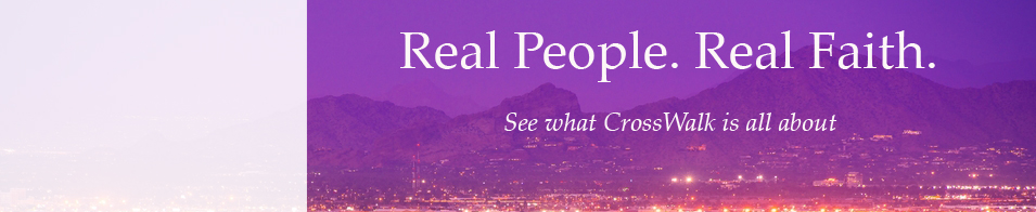 Real People Real Faith Banner